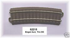 TRIX HO 62215 BINARIO CURVO 15° RAGGIO 437,5 mm # 1 pezzo