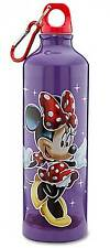 Disney Store 25th Anniversary Minnie Mouse Water Bottle Aluminum