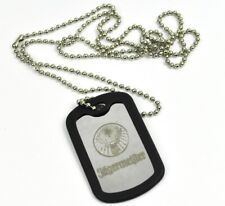Jägermeister USA Halskette Dog Tag Style Anhänger Party-Kette