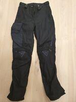 DAINESE Motorcycle Trousers in GORE-TEX Waterproof Trousers Women's size IT 42