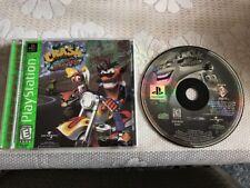 Crash Bandicoot: Warped [Greatest Hits] (Sony PlayStation 1, 1998)