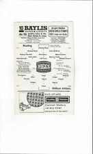 Past Domestic Leagues Division 3 Football Programmes