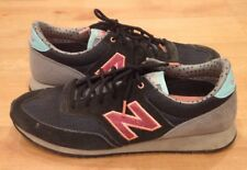 New Balance Womens Size 10 Sneakers Shoes Athletic CW620SBC Black Pink CW620