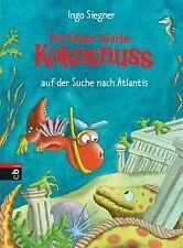 Der kleine Drache Kokosnuss auf der Suche nach Atlantis ... | Buch | Zustand gut