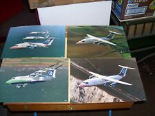 BRITISH AEROSPACE REGIONAL JETLINERS COLOUR PHOTOGRAPHS RJ70 RJ85 RJ100 (4)