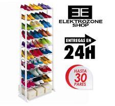 Zapatero 30 pares mueble organizador de zapatos Shoe Rack - Envío GRATIS 24H
