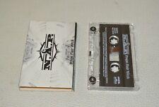 tape K7 Rap Francais : cassette promotionnel NAP  projet flair witch