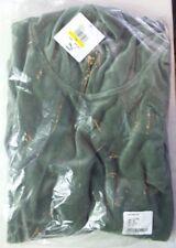 PUMA Men's Velour Top Sweat Hoodie Medium Green Cotton New w Tags MSRP $70