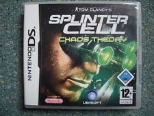 Tom Clancy's Splinter Cell-caos Theory (Nintendo DS, 2005)