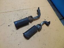 honda cb750 four front driver foot pegs rests steps 72 1971 1976 1974 1975 1973
