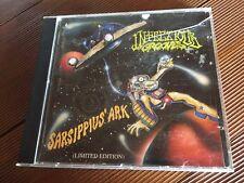 INFECTIOUS GROOVES - - SARSIPPIUS' ARK - - 1993 Australia CD  Funk Metal