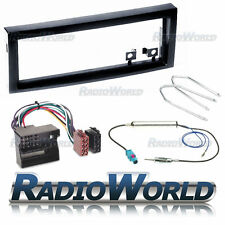 Peugeot 407 Stereo Radio Kit de montaje Fascia Panel Adaptador Single Din fp-04-04