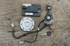 HONDA VFR 800 VFR800 LOCK SET IGNITION KEY HISS 2001 2000 ECU