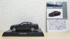 1/64 Kyosho AUDI A5 BLACK diecast car model