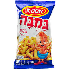 Bamba Osem Peanut Snack 80 Gram Kids Food Original  Brand New One Piece