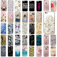 Etui Housse Coque Case Cover Pattern TPU Protective For iPhone 5 6 6s 7 PLUS SE