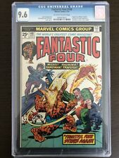 Fantastic Four #148 CGC 9.6 NM+ OW/W Pages 7/74 Frightful Four App. Sub Mariner