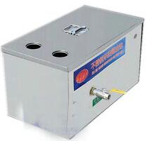 Stainless Steel Grease Trap Interceptor for Restaurant Kitchen Wastewater