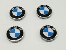 4x Logo BMW mozzo ruota coprimozzo coppa cerchio classic diametro 68mm