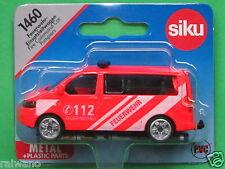 Siku Super Serie 1460 Feuerwehr-Einsatzleitwagen VW T5 Multivan