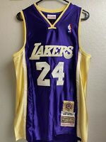 Large Kobe Bryant Jersey Black Mamba Day HOF Class of 2020  Los Angeles Lakers