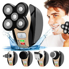 5 in 1 Electric Shaver Razor Hair Beard Trimmer Shaving Machine Facial Cleaning
