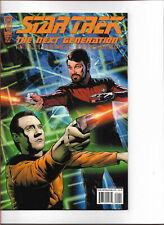 STAR TREK NEXT GENERATION - INTELLIGENCE GATHERING #1-4B #5 SET - Back Issue (S)