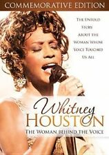 Whitney Houston Woman Behind The Voic DVD Standard Region 1 Shi