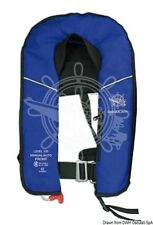 Osculati Self-Inflatable Blue Safety Harness
