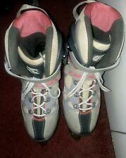 Women'S Dbx Roller Skates In-Line Abec7 Sz10 Gray/Pink Color