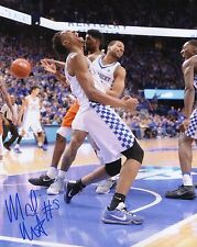 Malik Monk #5 Signed Kentucky Wildcats 8X10 Basketball Photo w/Coa Proof Hornets