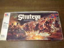 Vintage Stratego  board Game ( MB  ) Very Rare 1986