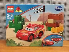 Lego Duplo 5813 Disney Pixar Cars Lightning McQueen