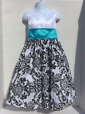 Girls Velvet Special Occasion Dress Retails $154  Size 3-4T