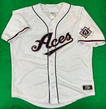 Reno Aces AAA Minor League MLB Baseball Jersey SZ XL Harrah's Casino Pro Cut
