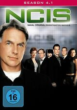 NAVY CIS - SEASON 4.1 MB  3 DVD NEU  COTE DE PABLO/MARK HARMON/+