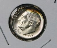 1960-D ROOSEVELT SILVER DIME COLLECTOR COIN FREE SHIPPING
