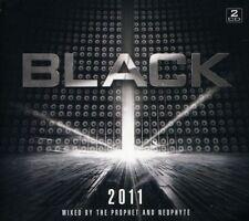 The Prophet and Neophyte - Black 2011 [CD]