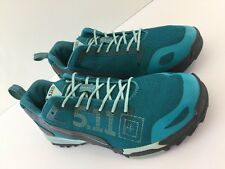 5.11 6778 Womens Recon Trainer Mesh Running, Cross Training Shoes 9.5 Blue