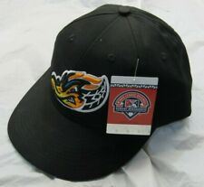 NWT Minor League Baseball Raised Replica Hat - Akron RubberDucks Youth