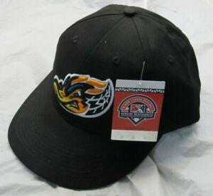 NWT Minor League Baseball Raised Replica Hat - Akron RubberDucks Youth