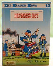 Carlsen COMICS Die Blauen Boys Band 13 DRUMMER BOY 1.Aufl 1994 Cauvin Lambil