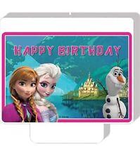 Disney Die Eiskönigin Frozen Olaf Kuchenkerze Geburtstagskerze Kindergeburtstag