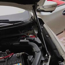 Support Rod Strut Shock Lift Gas Hood Damper Kit For Nissan Rogue 2014-2018