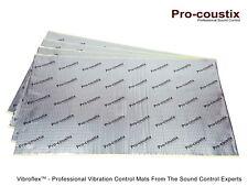 10x Pro-coustix Vibroflex XL Quality Car Van Deadening Sound Proofing Mats