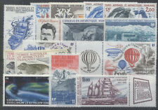 TAAF - ANNEE COMPLETE 1983-1984 - TIMBRES NEUFS LUXE **