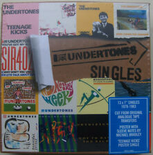 "The Undertones ‎– Singles 13 x 7"" Ardeck ‎– BMGCAT169BOX sealed"