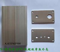 35*65*100mm Aluminum Case for PIC Super RM kit CW transceiver Shortwave Radio