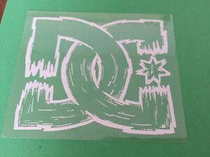 "Estrellina-Montage-Rakel/® /& /""Estrellina-Gl/ücksaufkleber/®/"" 20 cm Autoaufkleber Auto Tuning Sticker Aufkleber mit Montage Set inkl DC SHOES LOGO Aufkleber ca"