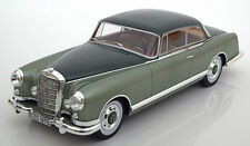 1955 Mercedes Benz 300B Pininfarina Light Green Metallic by BoS Models 1/18 New!